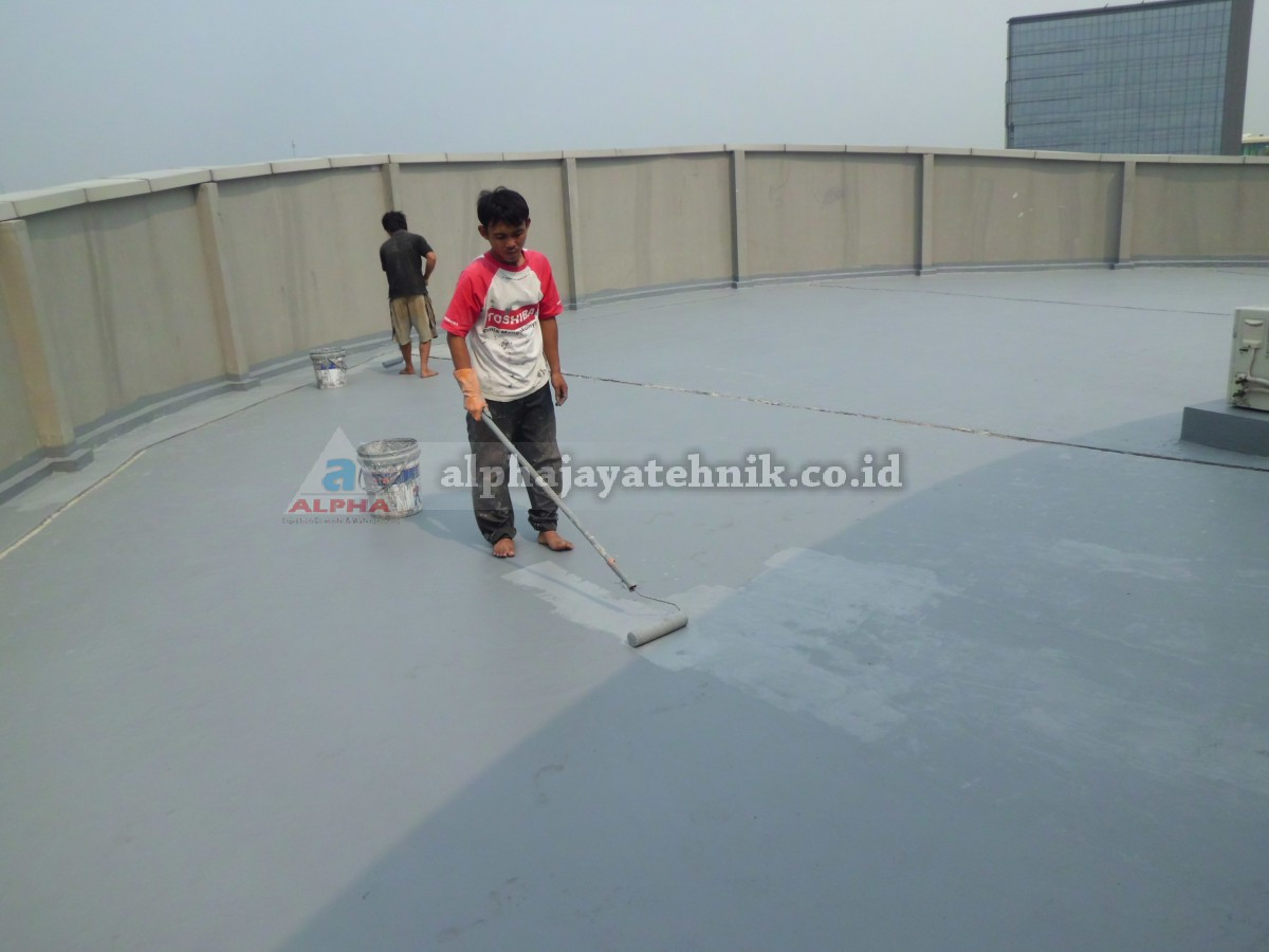 Waterproofing Coating System
