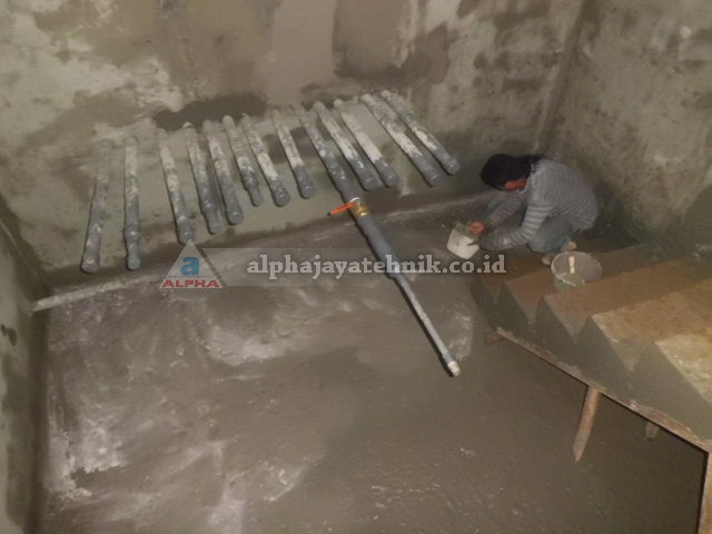 Waterproofing Coating Sementitous