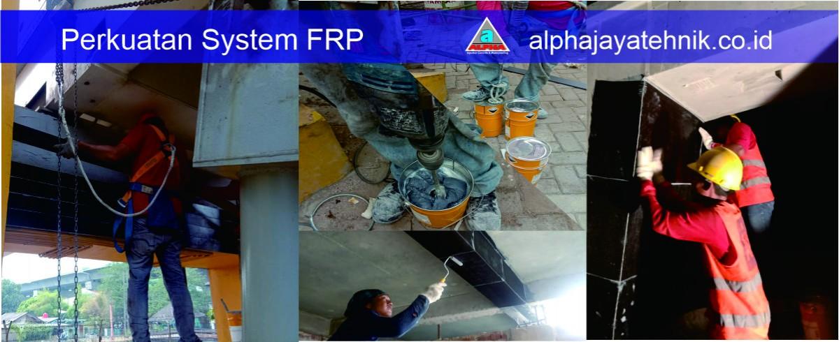 Perkutan Struktur system FRP