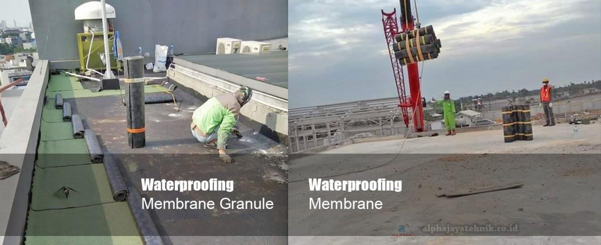 Waterproofing Membrane Granule